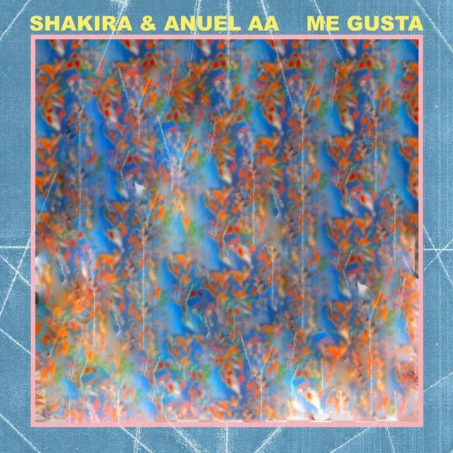 دانلود آهنگ Shakira & Anuel AA به نام Me Gusta