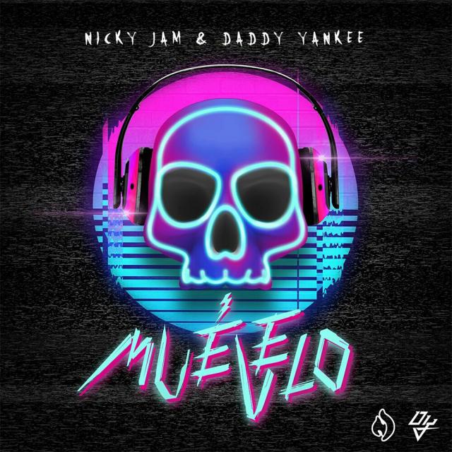 دانلود آهنگ Nicky Jam ft. Daddy Yankee به نام Muévelo