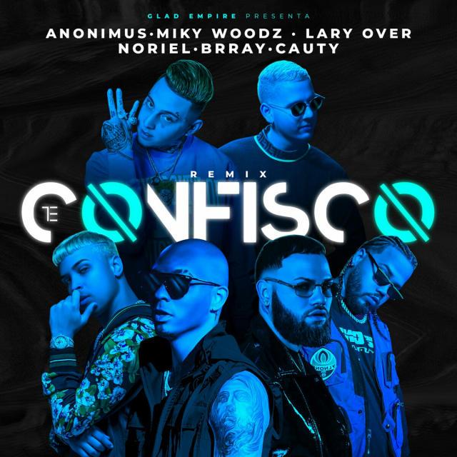 دانلود آهنگ Anonimus ft. Miky Woodz به نام Te Confisco