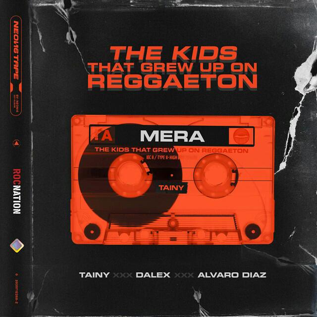 دانلود آهنگ Tainy ft. Dale & Alvaro Diaz به نام Mera
