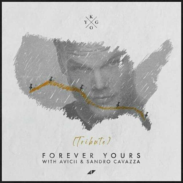 دانلود آهنگ Kygo, Avicii & Sandro Cavazza به نام Forever Yours (Avicii Tribute)