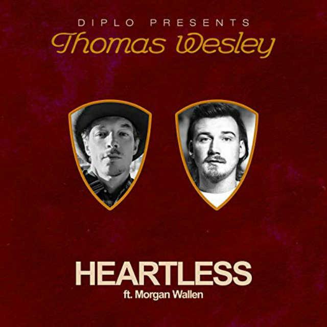 دانلود آهنگ Diplo ft. Julia Michaels & Morgan Wallen به نام Heartless