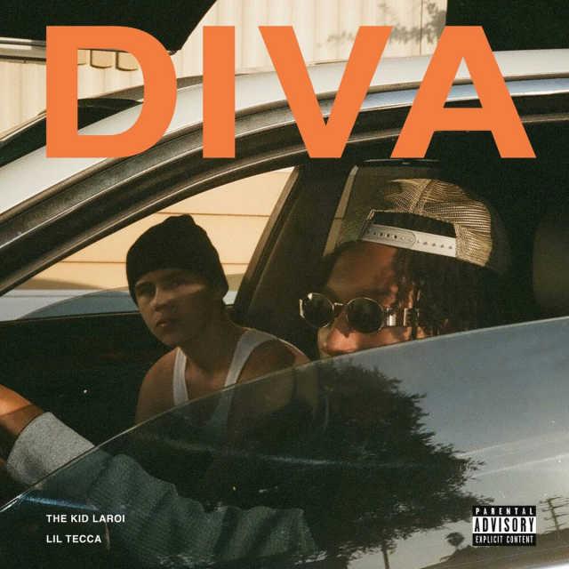 دانلود آهنگ The Kid Laroi. ft. Lil Tecca به نام Diva