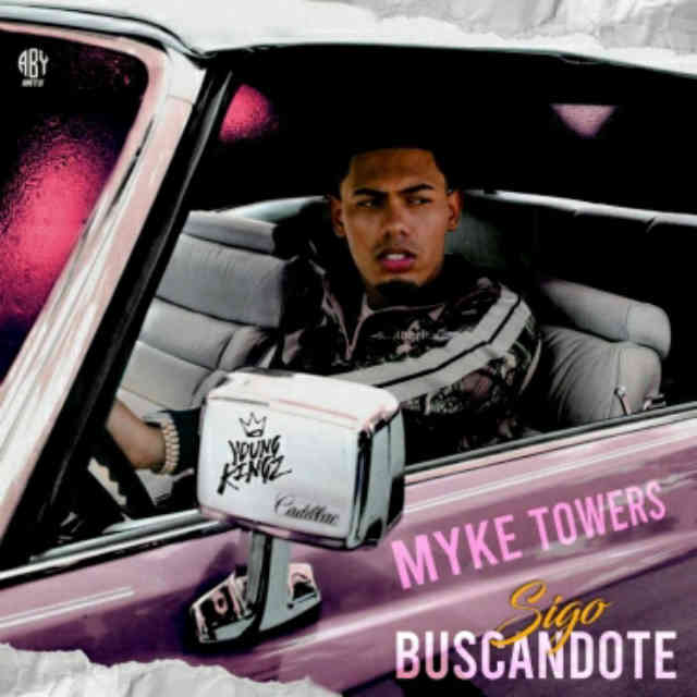 دانلود آهنگ Myke Towers به نام Sigo Buscándote