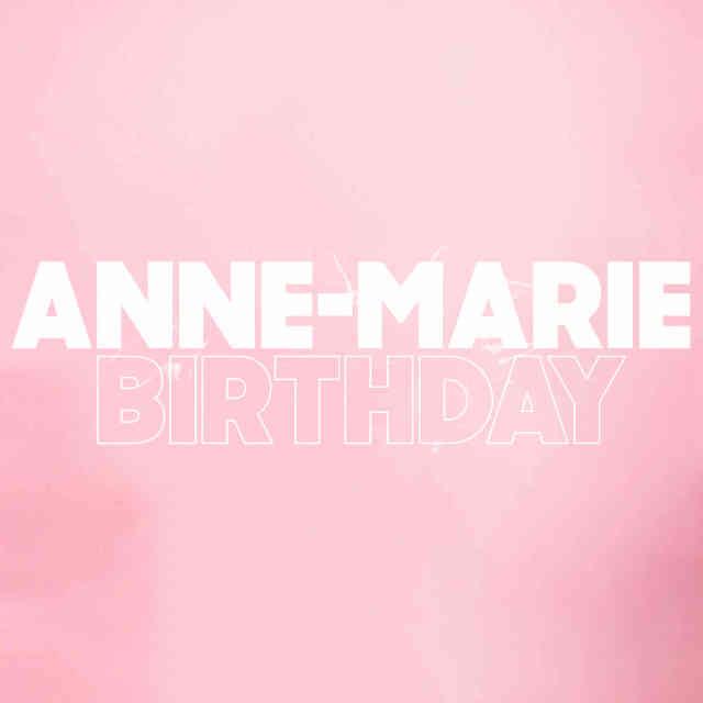 دانلود آهنگ Anne-Marie به نام Birthday