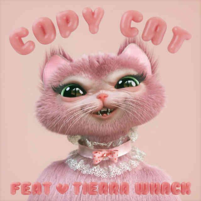دانلود آهنگ Melanie Martinez ft. Tierra Whack به نام Copy Cat