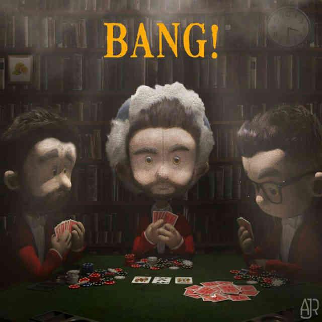دانلود آهنگ AJR به نام BANG!