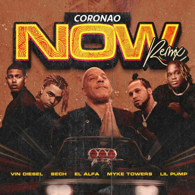 دانلود آهنگ El Alfa, Sech & Myke Towers به نام Coronao Now (Remix)