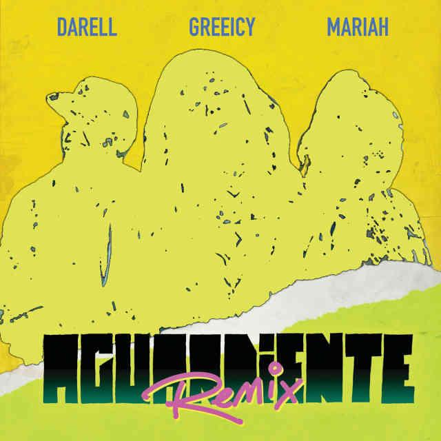 دانلود آهنگ Greeicy, Mariah & Darell به نام Aguardiente (Remix)
