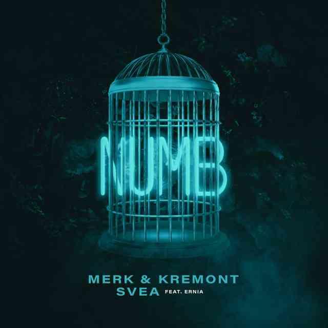 دانلود آهنگ Merk & Kremont, Svea, Ernia به نام Numb
