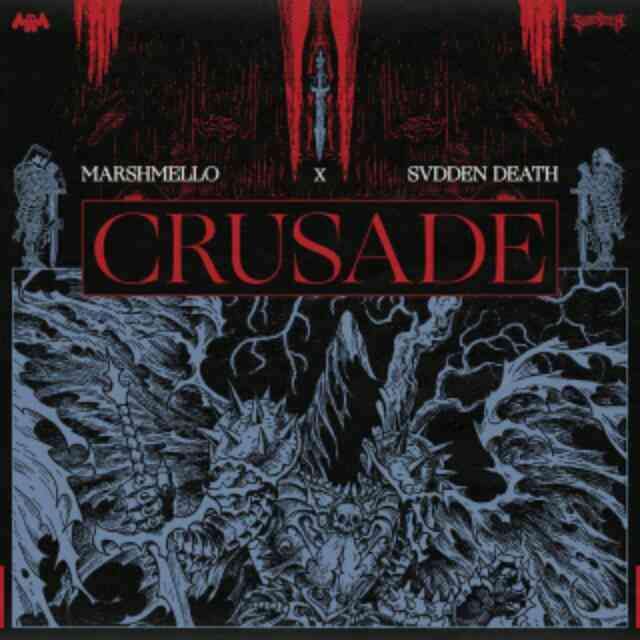 دانلود آهنگ Marshmello & SVDDEN DEATH به نام Crusade