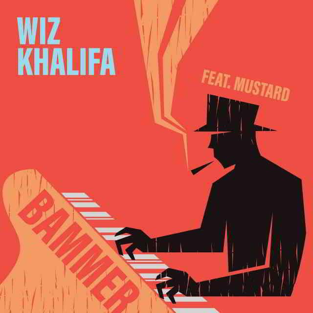 دانلود آهنگ Wiz Khalifa ft. Mustard به نام Bammer