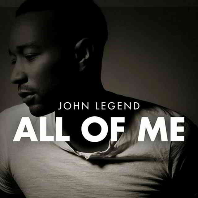 دانلود آهنگ John Legend به نام All of Me