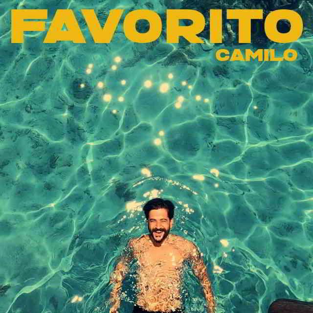 دانلود آهنگ Camilo به نام Favorito