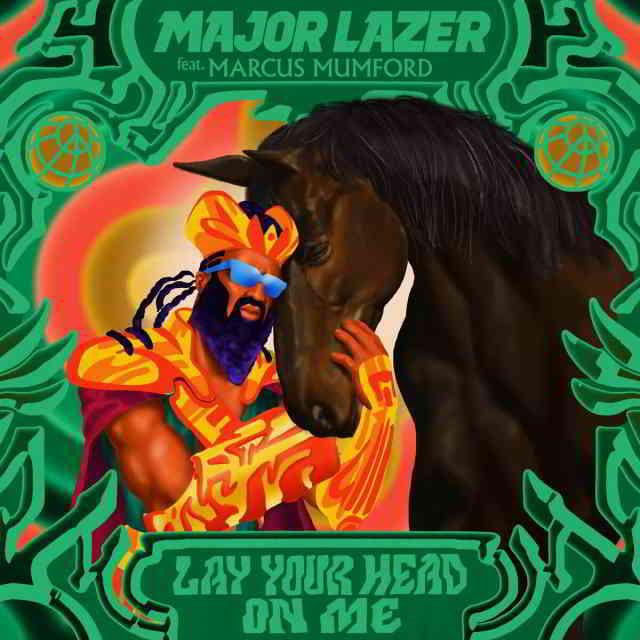 دانلود آهنگ Major Lazer ft. Marcus Mumford به نام Lay Your Head on Me
