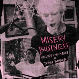 دانلود آهنگ Machine Gun Kelly & Travis Barker به نام Misery Business