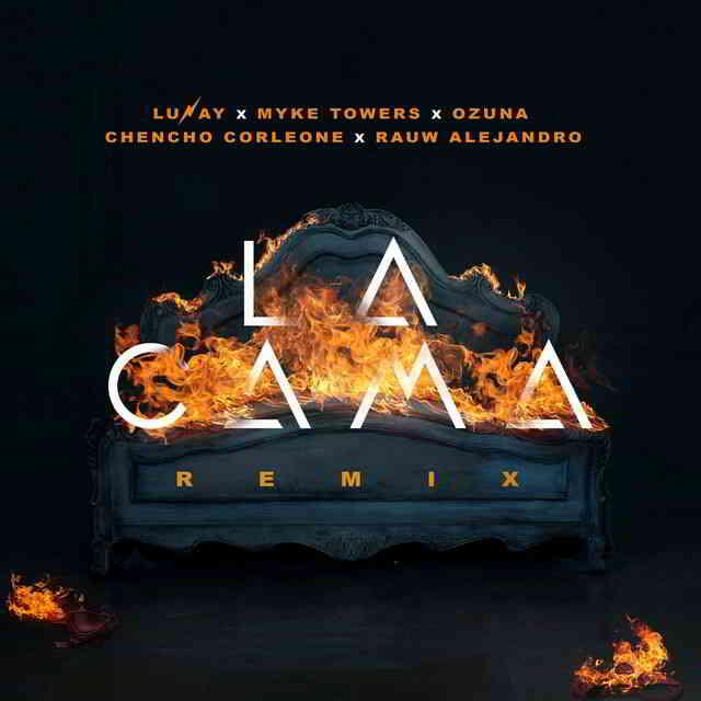 دانلود آهنگ Lunay, Myke Towers & Ozuna به نام La Cama (Remix)