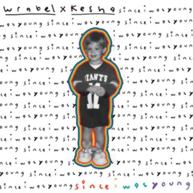 دانلود آهنگ Wrabel & Kesha به نام since i was young (with kesha)