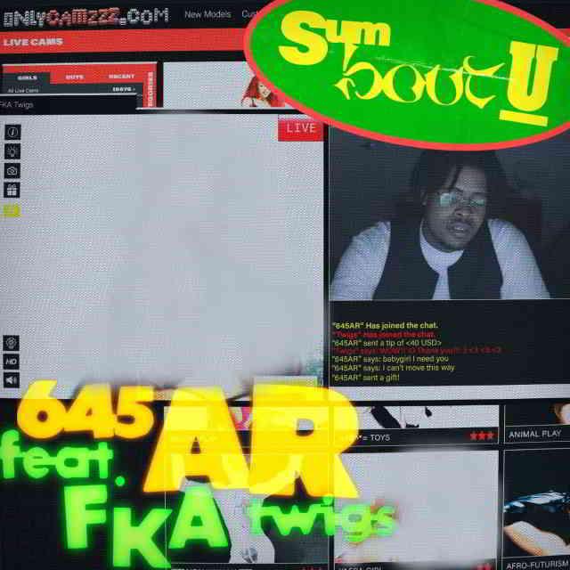 دانلود آهنگ 645AR ft. FKA twigs به نام Sum Bout U