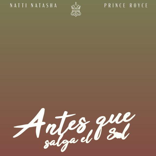 دانلود آهنگ Natti Natasha & Prince Royce به نام Antes Que Salga El Sol