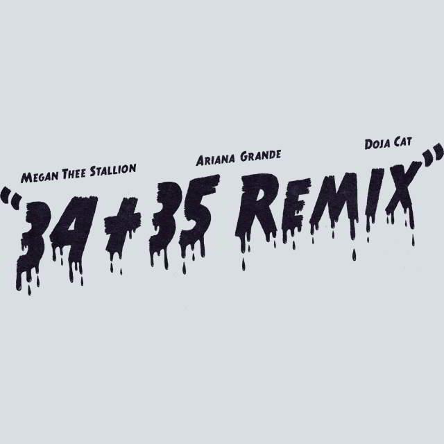 دانلود آهنگ Ariana Grande به نام 34+35 (Remix)