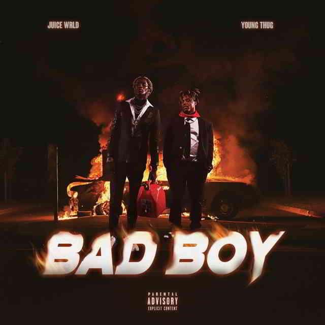 دانلود آهنگ Juice WRLD & Young Thug به نام Bad Boy