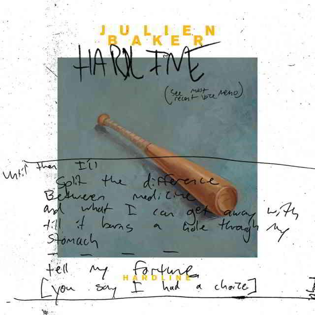 دانلود آهنگ Julien Baker به نام Hardline