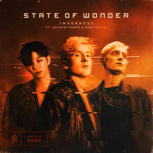 دانلود آهنگ inverness, Anthony Russo & KANG DANIEL به نام State of Wonder