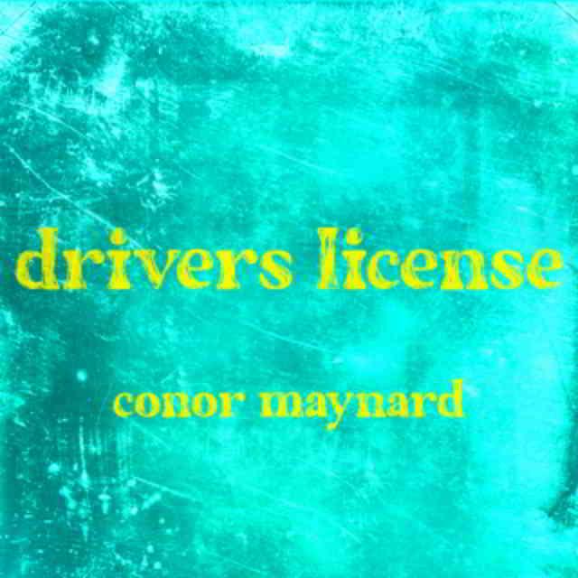 دانلود آهنگ Conor Maynard به نام Drivers License