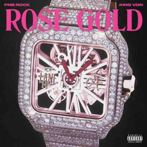 دانلود آهنگ PnB Rock ft. King Von به نام Rose Gold