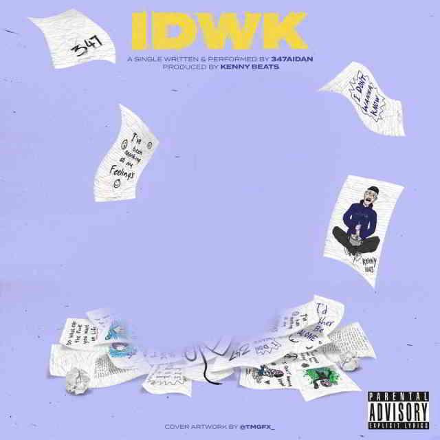 دانلود آهنگ 347aidan & Kenny Beats به نام IDWK