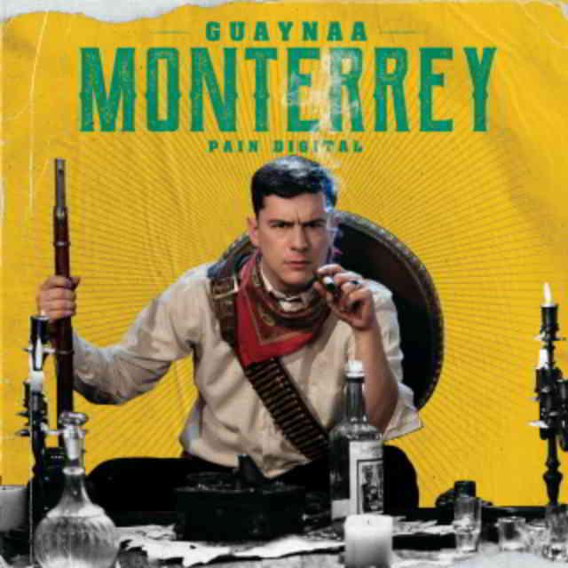 دانلود آهنگ Guaynaa & Pain Digital به نام Monterrey