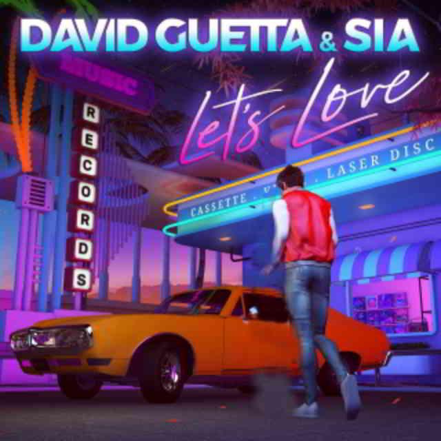 دانلود آهنگ David Guetta & Sia به نام Let's Love (Aazar Remix)