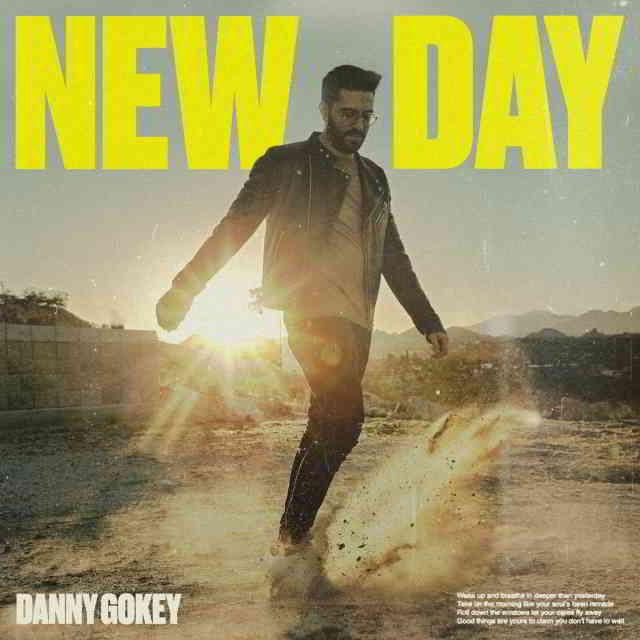 دانلود آهنگ Danny Gokey به نام New Day (Radio Version)