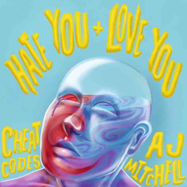 دانلود آهنگ Cheat Codes ft. AJ Mitchell به نام Hate You + Love You