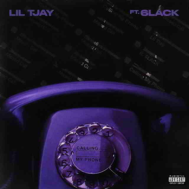 دانلود آهنگ Lil Tjay & 6LACK به نام Calling My Phone