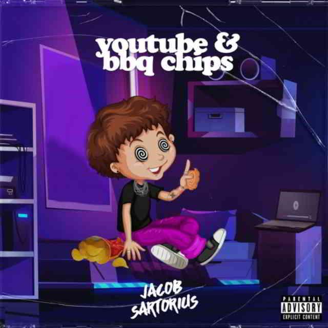 دانلود آهنگ Jacob Sartorius به نام youtube & bbq chips