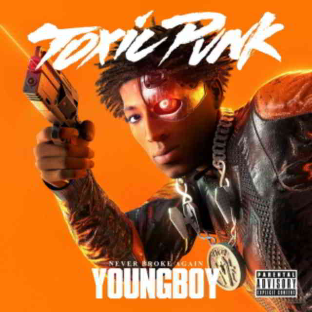 دانلود آهنگ YoungBoy Never Broke Again به نام Toxic Punk