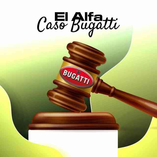 دانلود آهنگ El Alfa & Chael Produciendo به نام Caso Bugatti