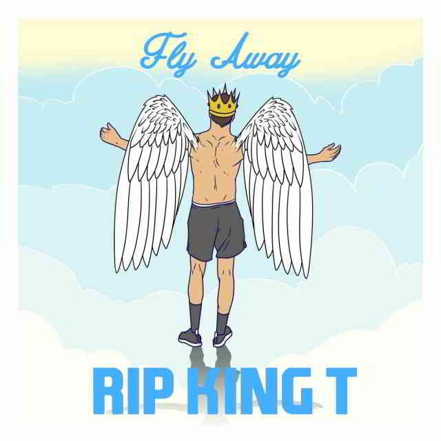 دانلود آهنگ Tones and I به نام Fly Away (RIP King T)