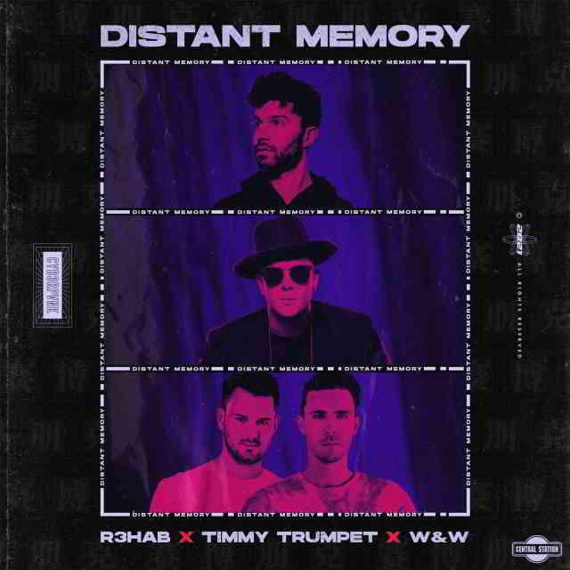 دانلود آهنگ R3HAB, Timmy Trumpet & W&W به نام Distant Memory
