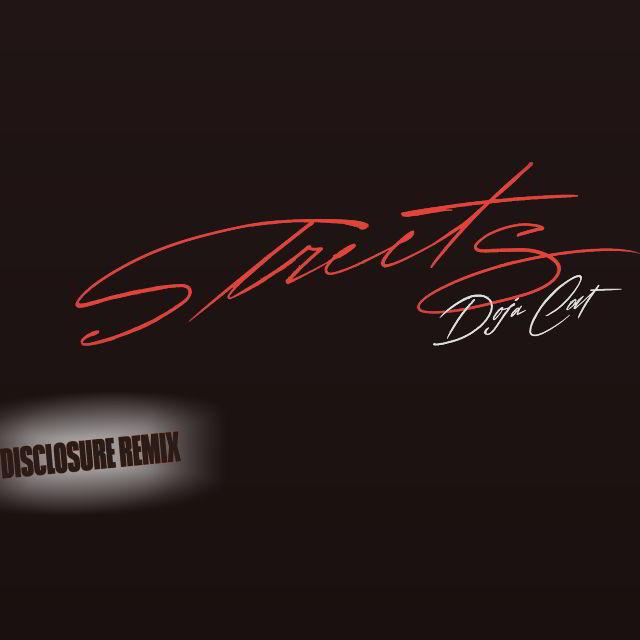 دانلود آهنگ Doja Cat & Disclosure به نام Streets (Disclosure Remix)
