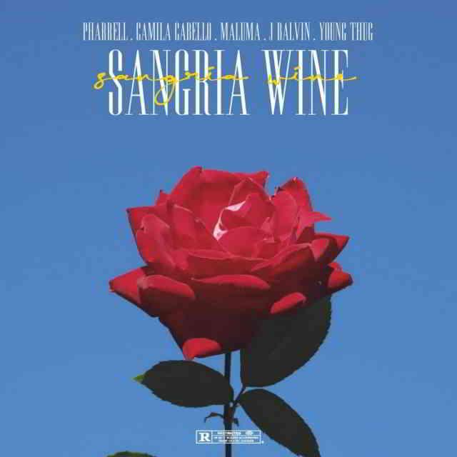 دانلود آهنگ Pharrell Williams, Camila Cabello, Maluma, J Balvin & Young Thug به نام Sangria Wine